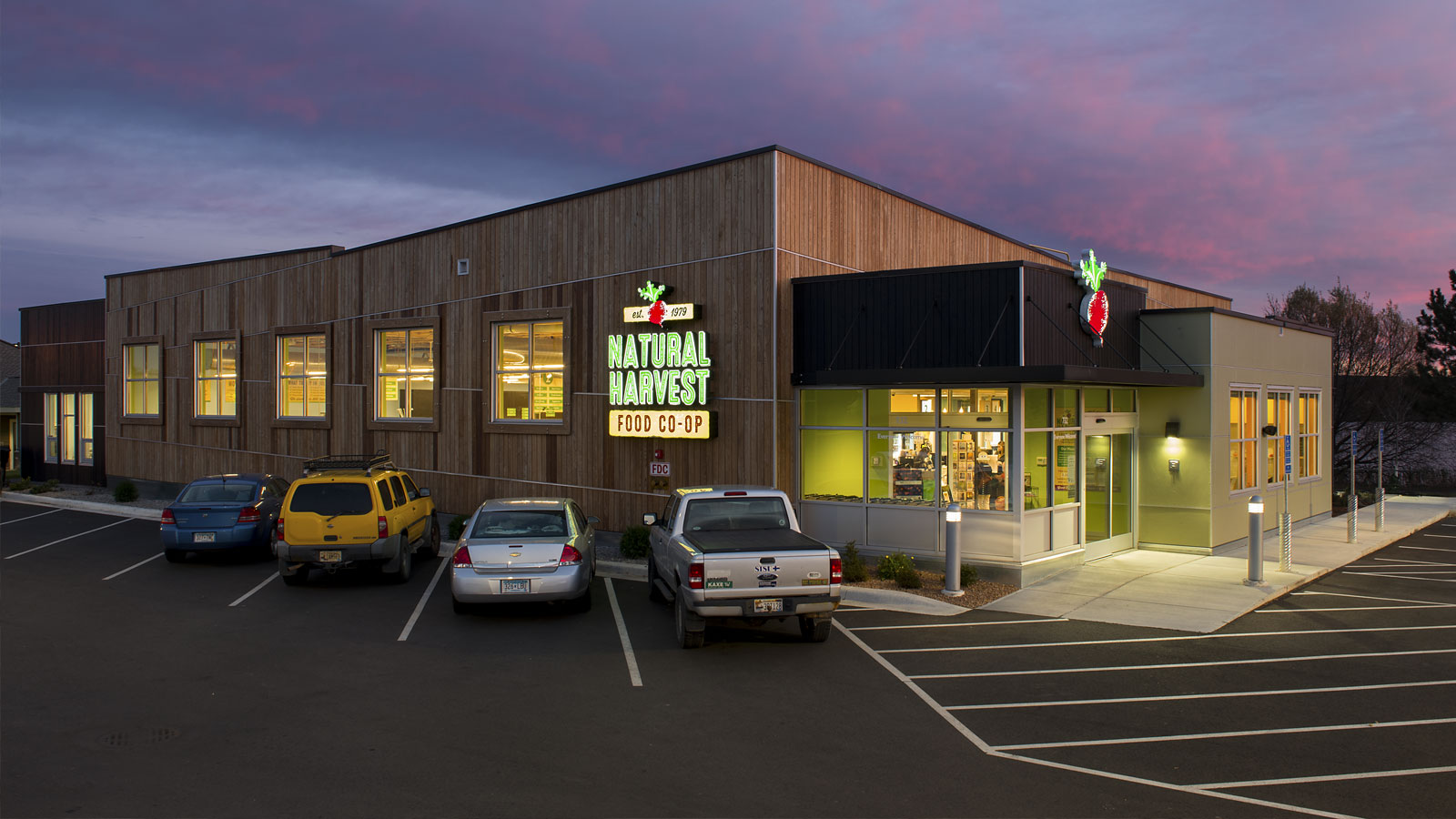 Natural Harvest Food Co Op Virginia Minnesota
