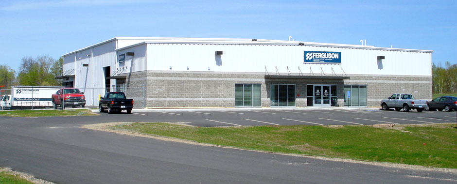 Ferguson Warehouse & Office - Cohasset