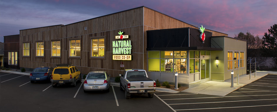 Natural Harvest Food Co-op - Virginia