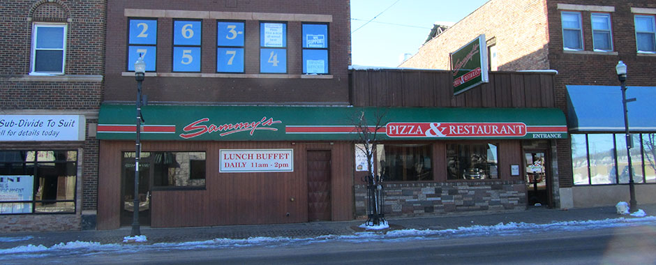 Sammy's Pizza - Hibbing